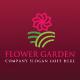 Flower Garden Logo