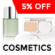 Cosmetics Store - Specific Prestashop Theme for cosmetics, Health and Beauty Stores