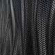 Dark Metallic Chain Armor Wave Background Loop