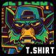 Get Lost T-Shirt Design