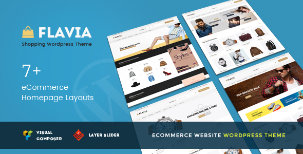 Download Flavia - Download Responsive WooCommerce WordPress Theme nulled download