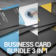Vertical Business Card Bundle