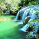 Waterfall Far Proximity Seamless Loop