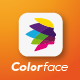 Colorface Logo