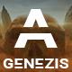Genezis Typeface