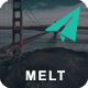 Melt - Multipurpose Responsive Email Template + Stampready Builder