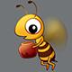 Cartoon Bee Animation Pack