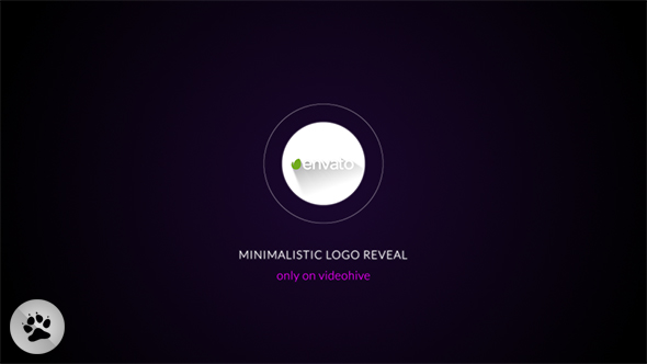 Minimalistic Logo Reveal Template (Abstract)