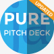 Pure Pitch Deck Template for PowerPoint