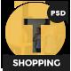 Toshia Woo-Commerce - Multipurpose Shop PSD Template