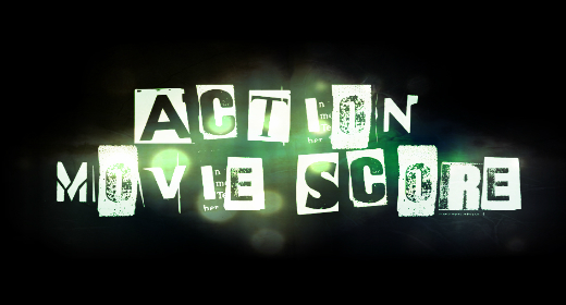 ACTION MOVIE SCORE PACK