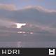 High Resolution Sky HDRi Map 007