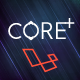 Core Plus - Ultimate Admin Template + Laravel blade files