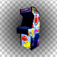 Arcade Elements With Alpha - 10 Videos