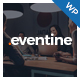 Eventine - Conference & Event OnePage WordPress Theme
