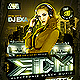 EDM Electro House Industrial Music Party Flyer