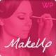 MakeUp | Makeup & Beauty WordPress Theme