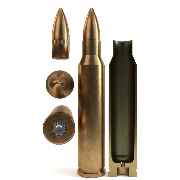 5.56 NATO - 3DOcean Item for Sale