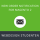 Magento 2 New Order Notification
