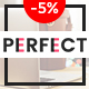 Perfect - Multi Purpose Retina Prestashop Theme