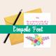 Limpoke Font
