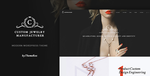 Download Custom Made | Jewelry Manufacturer and Store nulled download