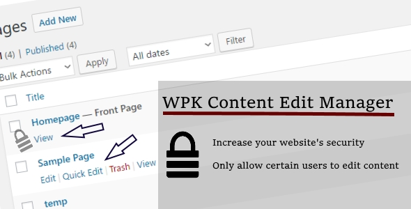 Download WPK Content Edit Manager nulled download