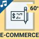 e-Shop and e-Commerce Icons and Elements