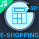 eShop and eMarket Icons and Elements