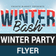 Winter Bash Flyer