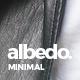 Albedo – Minimal Portfolio PSD Template