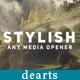 Stylish Any Media Opener