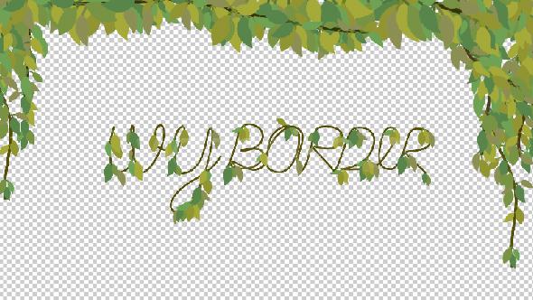 VideoHive Ivy Border 19238692