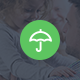 Insuranced - Insurance Company PSD Template