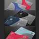 Bundle Transparent Plastic Business Card
