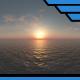 Ocean Dawn 12 - HDRI