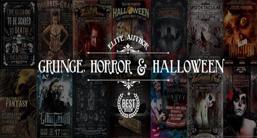 Grunge, Horror, Halloween