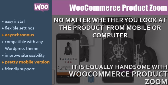 Download WooCommerce Product Zoom nulled download