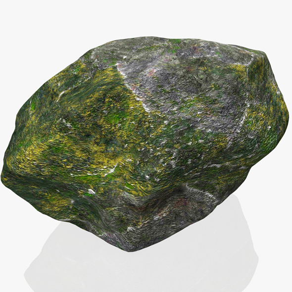 Rock Stone 2 - 3DOcean Item for Sale