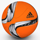 Adidas Conext15 Soccer Ball Orange