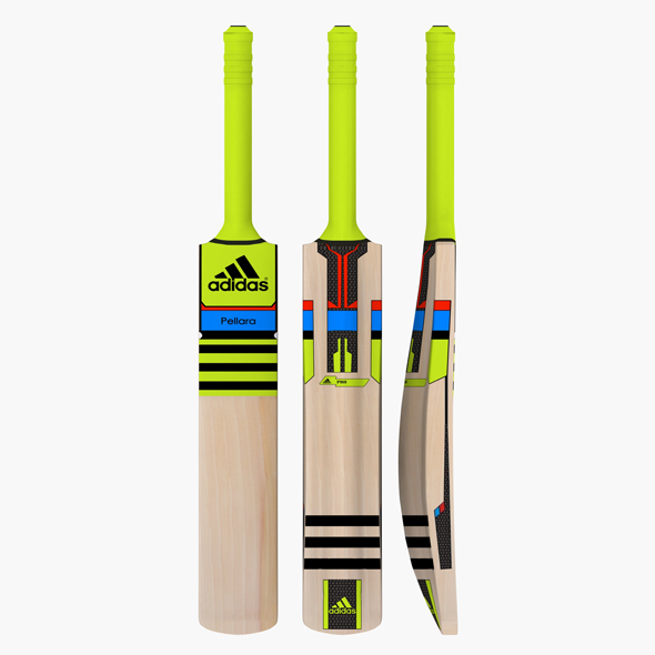 Adidas Pellara Cricket Bat - 3DOcean Item for Sale