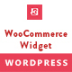 WooCommerce Category Selection Widget