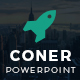 Coner Powerpoint Template