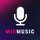 MixMusic -  Music, Band & Radio Template