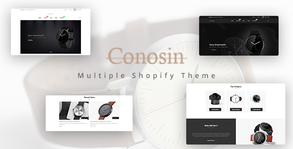 Ap Conosin Shopify Theme