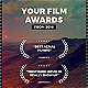 Cinematic Film Reel Slides