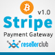 Stripe Bitcoin Payment Gateway for Reseller Club