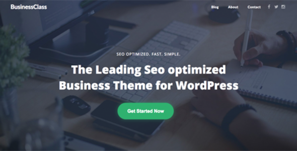 Download BusinessClass - Seo Optimized & Seo Friendly Corporate Business Theme nulled download