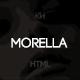 Morella - Minimal Agency Template