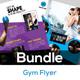 Fitness / Gym Flyer Bundle V7